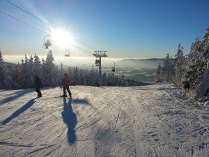 Wyjazd integracyjny zimą